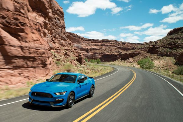 Shelby Mustang GT350 Production Extended to 2018 Model Year - goes on sale in the summer of 2017