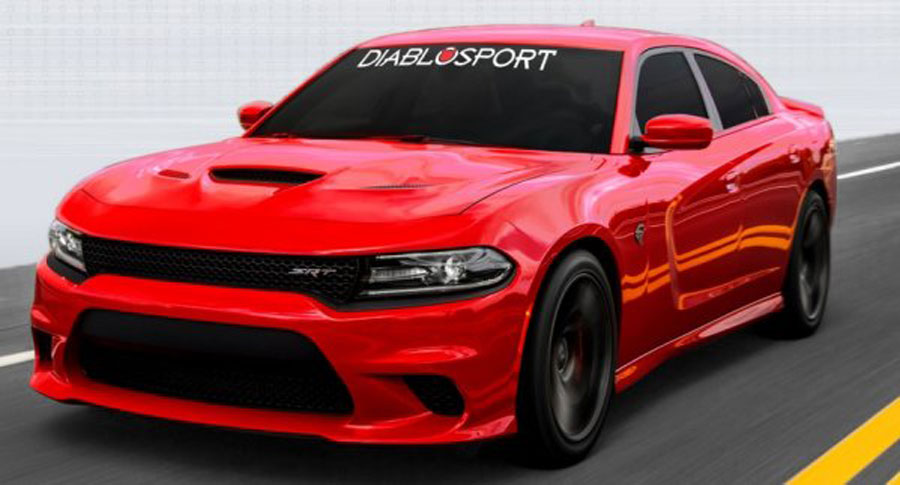 2006-2017 Challenger, Charger Diablosport i3 Tuner / Brothers