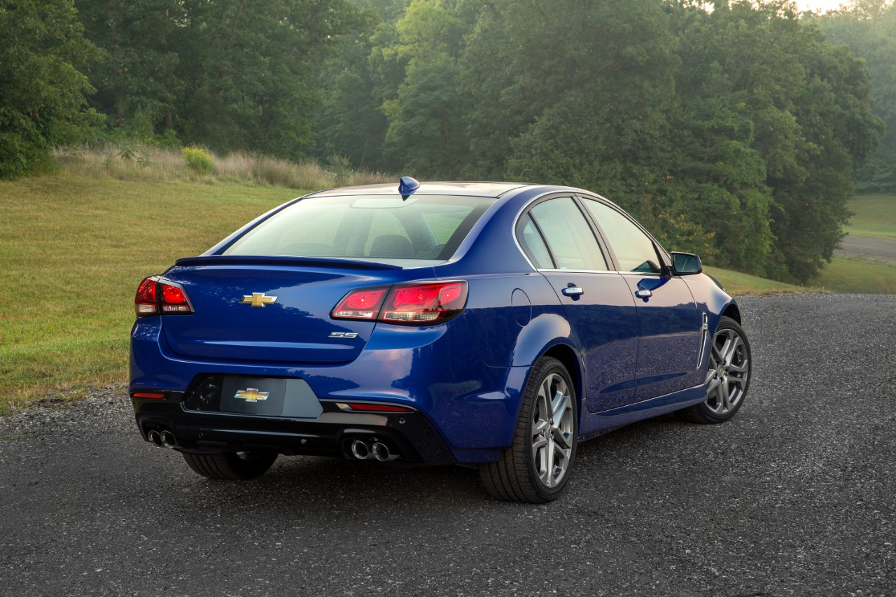 2017 Chevrolet SS Sedan to Get 580HP LSA? / Brothers Performance ...